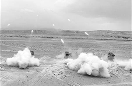 陸軍某合成旅強化依法按綱施訓夯實戰鬥力根基