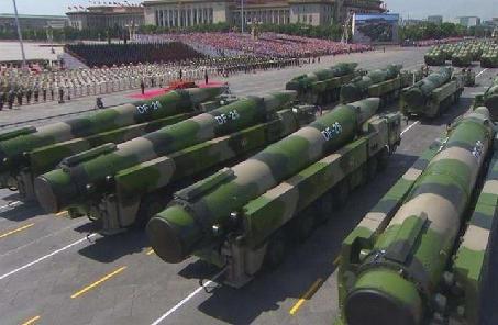 """從《厲害了,我的軍》看中國武器""""井噴"""""""