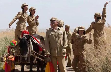 中央電視臺綜合頻道開播電視劇《沙海老兵》