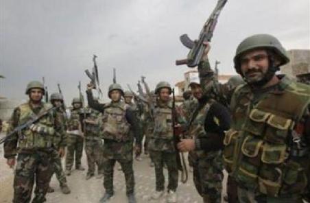 敘政府軍收復東古塔一要地 數千被困平民撤離