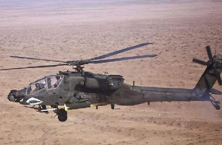 一架載有7人的美軍軍用直升機在伊拉克西部墜毀