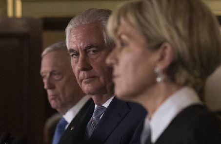 特朗普撤換國務卿表決心:伊朗核協議懸了