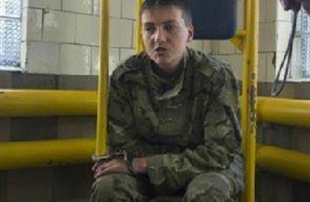 """烏克蘭""""女英雄""""涉嫌密謀恐襲議會"""