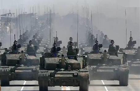 """99A總設計師:讓國産坦克插上信息化""""翅膀"""""""