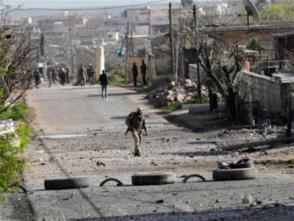 敘軍方説已收復東古塔70%土地