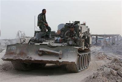 土耳其稱已控制敘利亞阿夫林大部分地區