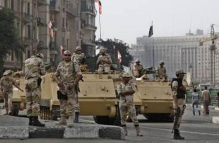 埃及反恐行動5天內打死36名恐怖分子