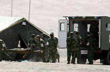 軍隊代表暢談加快構建打仗型聯勤保障力量體係