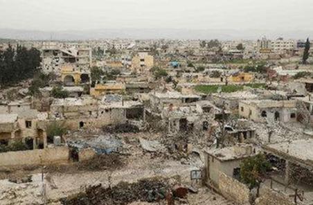 土耳其總統宣稱攻佔敘利亞西北部城市阿夫林
