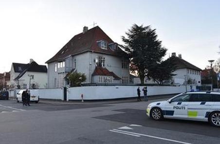 土耳其駐丹麥大使館遭襲擊 大使館內沒有人