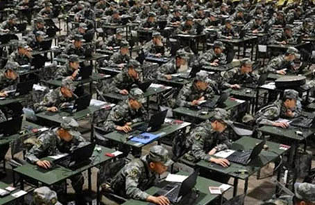 陸軍首次組織戰役參謀比武立起為戰導向