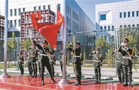 走進北京部分高校退役大學生士兵社團