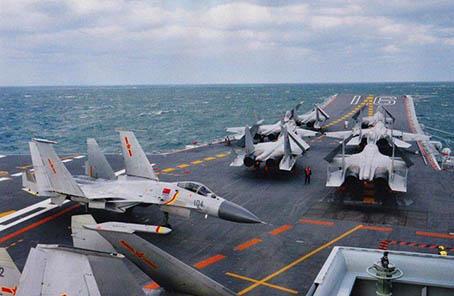 專家認為 遼寧艦已具備初始作戰能力