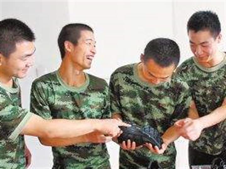 武警部隊首次開展英烈親屬集中療養活動