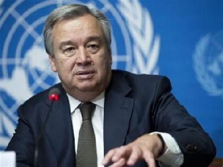 聯合國秘書長呼吁國際社會協同建設和維持和平