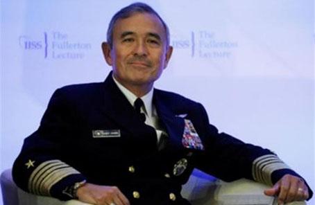 美軍太平洋司令哈裏斯將出任駐韓大使?