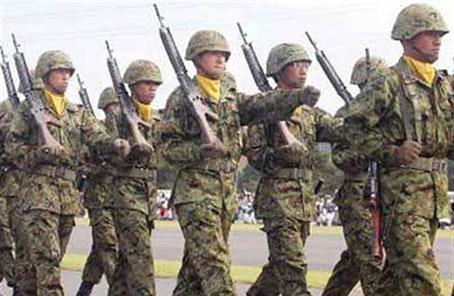 """日本成立""""陸上總隊""""意欲何為"""