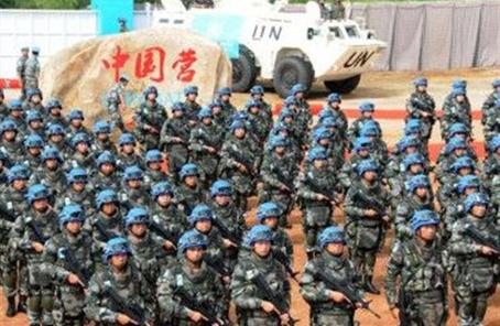綜述:中國積極參與聯合國維和彰顯大國擔當