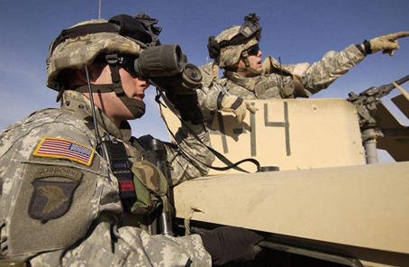 美軍要打造怎樣的智能化軍事體係