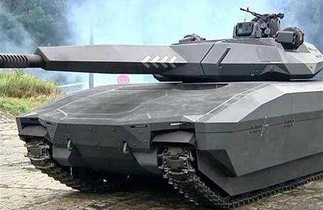 隱形陸軍可成為未來發展方向