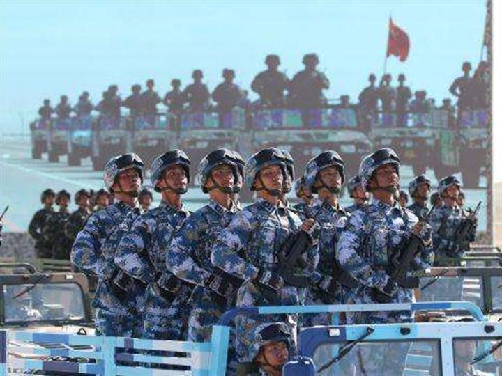 """海軍某聯合訓練基地:打造""""形神兼備""""戰場對手"""