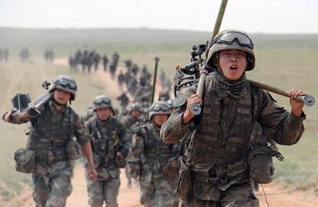 陸軍步兵學院綜合戰術演練戰味濃