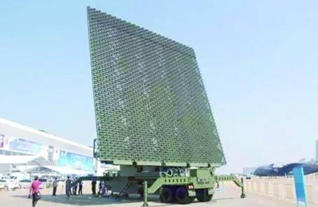 中國先進反隱身雷達公開亮相 一係統首次曝光