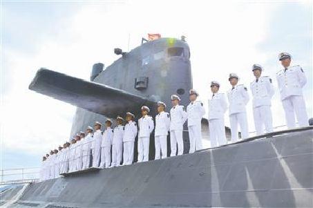 東海艦隊某潛艇支推動練兵比武持續常態開展