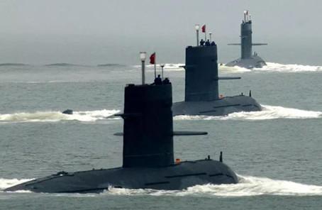 生日快樂,中國海軍首支潛艇部隊
