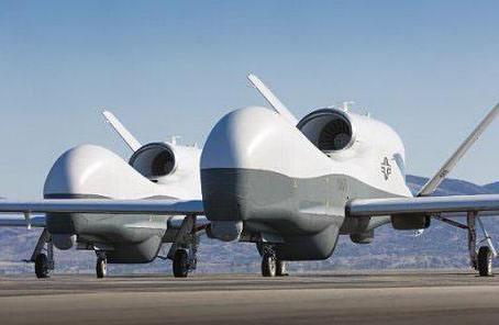 美海軍新型無人機作戰范圍超8000海裏