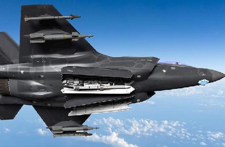 F-35B戰機落戶英國
