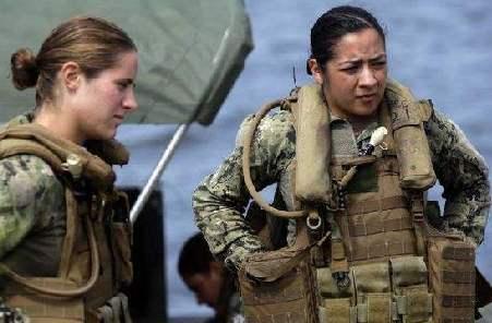 將軍逾300 女兵近7萬:美媒數字盤點美陸軍