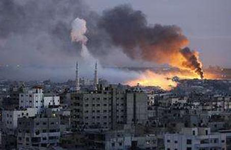 """聯合國警告加沙""""接近戰爭邊緣"""""""