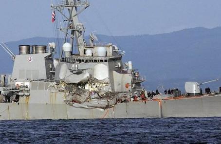 """美海軍""""推卸""""反導任務 凸顯部隊疲于奔命"""