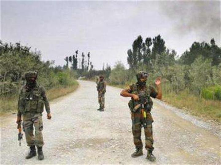 印警方:印控克什米爾地區發生交火事件 3人喪生