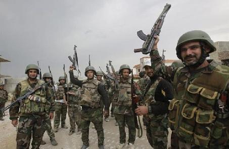 叙利亚军方在叙多地军事行动取得重要进展
