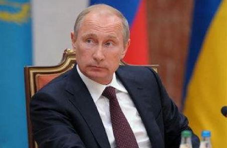 俄乌总统电话讨论乌克兰东部安全问题