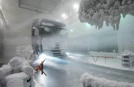 我大型结冰风洞具备国际标准结冰试验验证能力