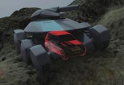 """美研制可以隐藏士兵和车辆的红外""""隐形单子"""""""