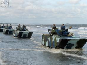 專家:解放軍重視兩棲戰 與一流水平有較大差距