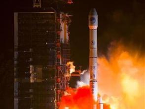 我國成功發射一顆北鬥二號衛星