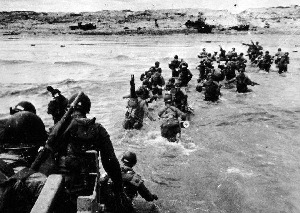 盤點美軍十場最激烈戰鬥:諾曼底登陸傷亡最慘重