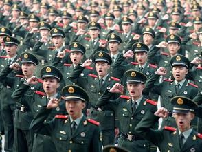 武警部隊組織新條令集訓提高正規化建設水平