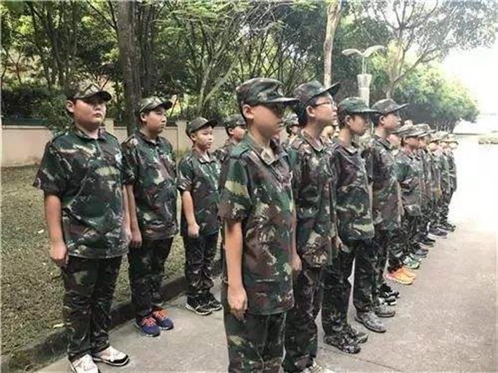 第十四屆香港青少年軍事夏令營開營 擴大招生范圍
