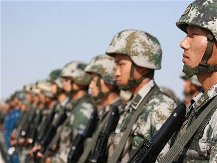 陸軍首次組織特種作戰部隊考核比武