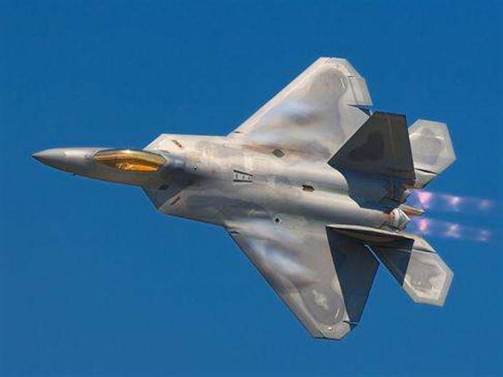 美刊稱F-22數量太少 對抗中俄須加緊研制六代機