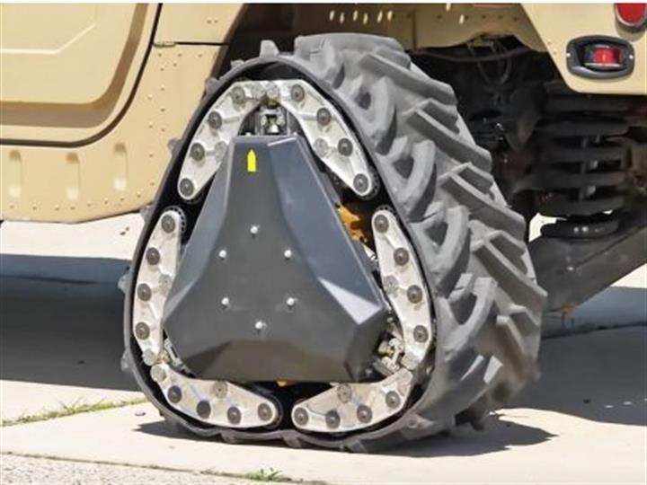 """美軍未來戰車啥樣?瘋狂科學家拿出很多""""科幻""""方案"""