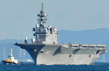 日本軍事觸角延伸至東南亞 背後有何戰略意圖?