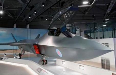 超越殲20與F35!中美六代戰機研發競逐端倪初現