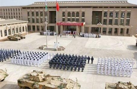 外媒解析為何各國多在吉布提設軍事基地